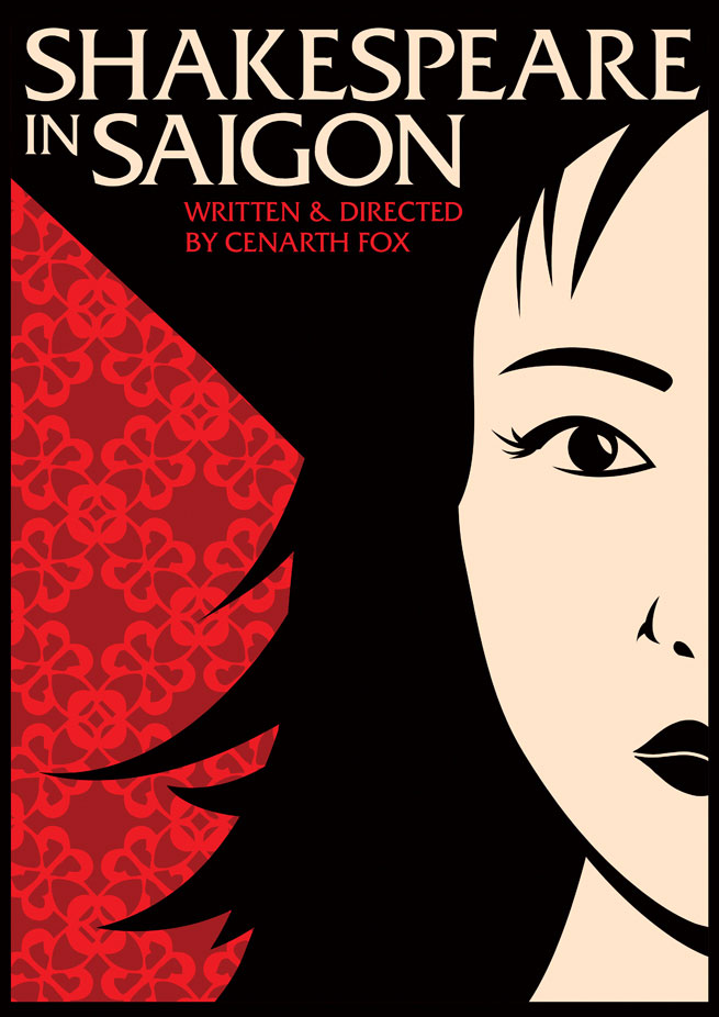 Encore Theatre Shakespeare in Saigon Poster