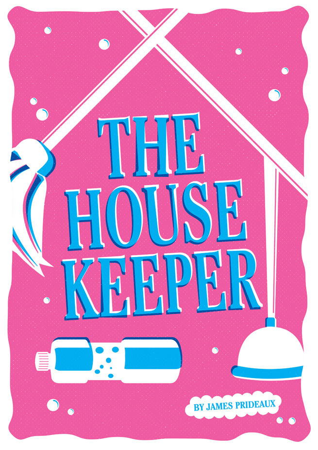 Encore Theatre The Housekeeper Poster